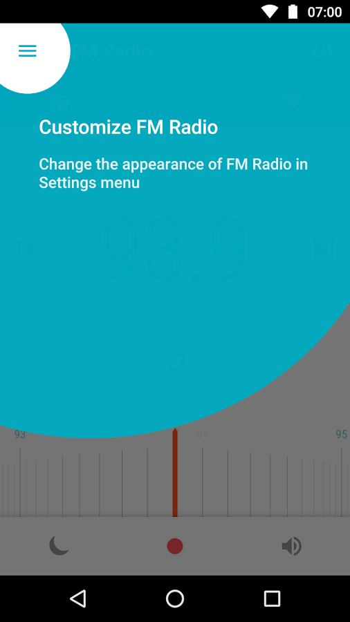 Motorola FM Radio » Apk Thing - Android Apps Free Download
