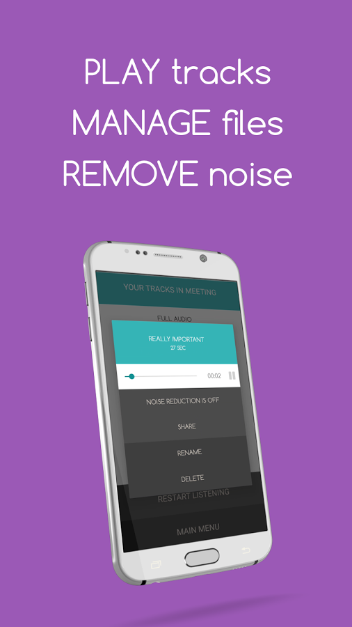 SnipBack - Voice Recorder » Apk Thing - Android Apps Free Download