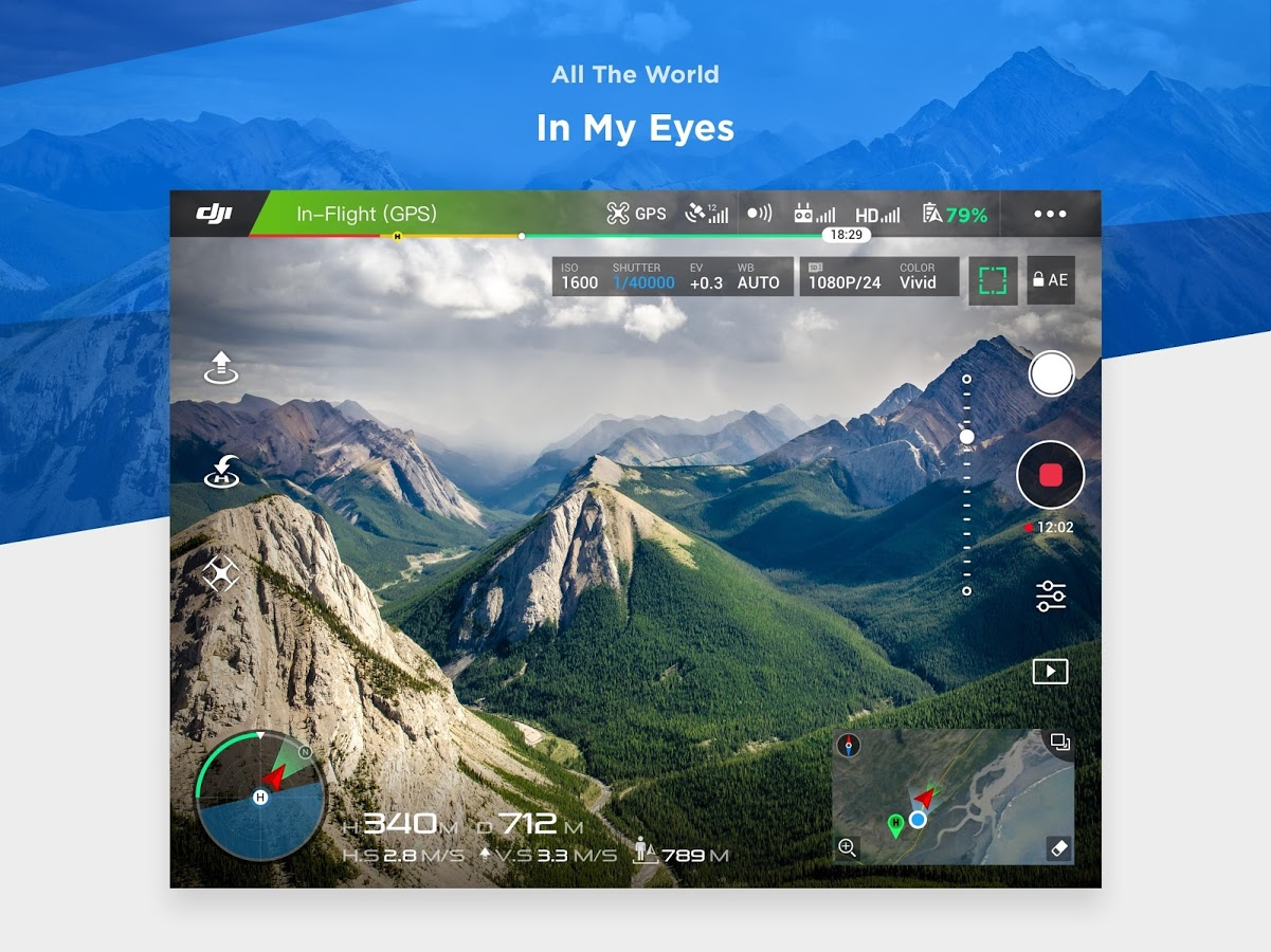 DJI GO 4 » Apk Thing - Android Apps Free Download