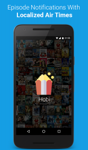 Hobi - TV Shows Reminder