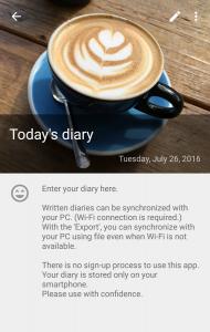 Uno Diary
