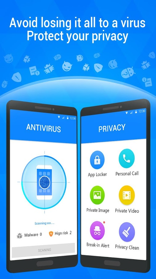 Top best antivirus apps free download for android 2014 (phone, tablet).