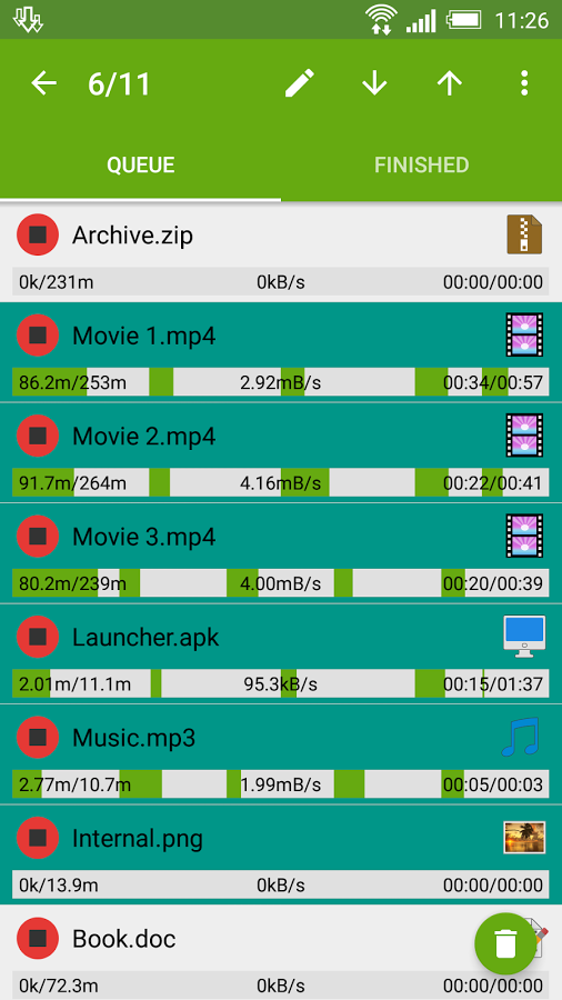 Advanced Download Manager » Apk Thing - Android Apps Free