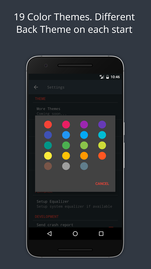 Pluto Smart Music Player » Apk Thing - Android Apps Free