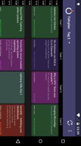 32C3 Schedule