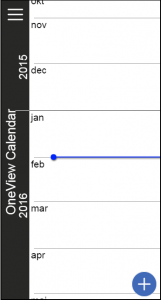 OneView Calendar old (Unreleased)