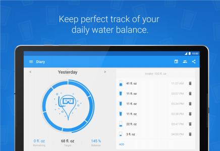 Hydro Coach - drink water