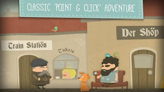 Enigma Point & Click Adventure