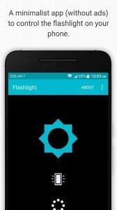 Minimal Flashlight (Ad-Free)