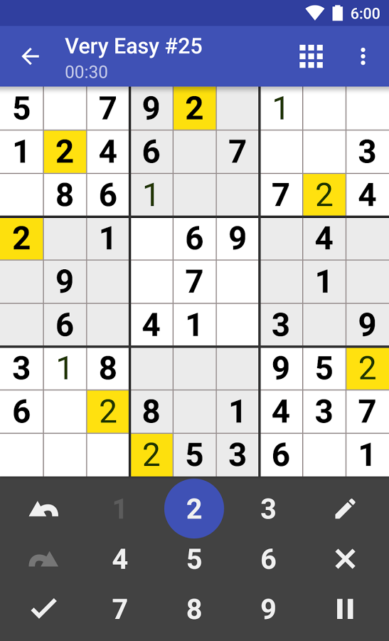Sudoku: Andoku 3 Free » Apk Thing - Android Apps Free Download