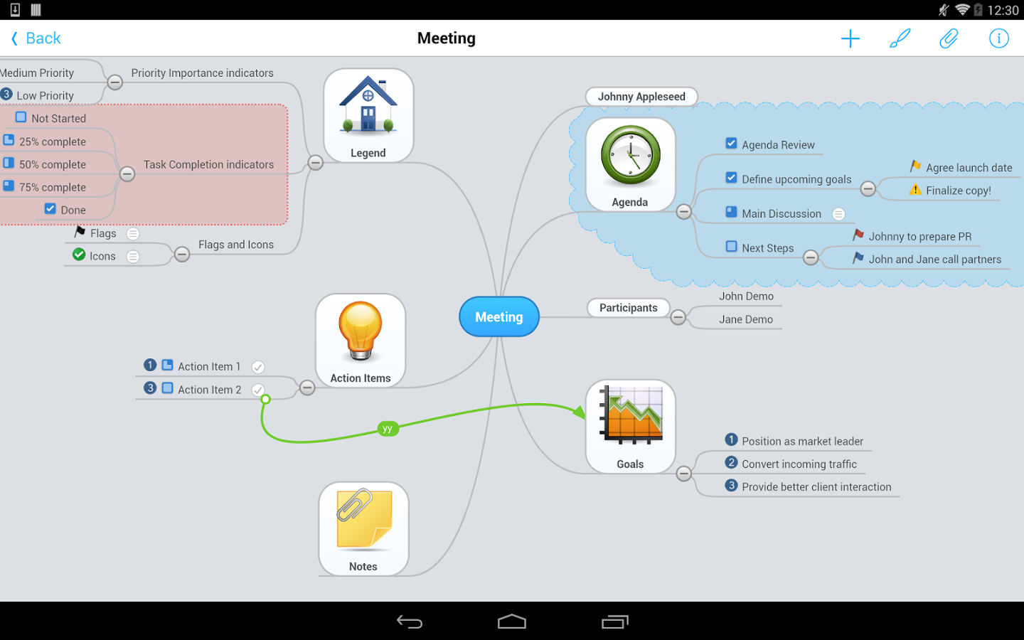 Mindmeister Mind Mapping 187 Apk Thing Android Apps Free