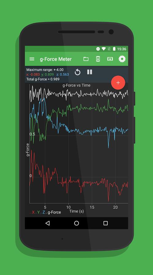 Physics Toolbox Sensor Suitez