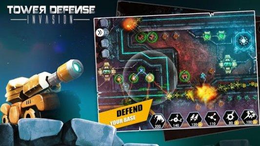 Tower Defense - Invasion TD (Unreleased)
