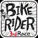 Bike Rider 3rd Race