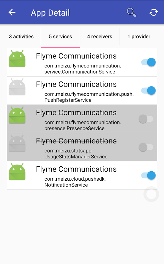 Hidden Settings for Flyme (Unreleased) » Apk Thing - Android