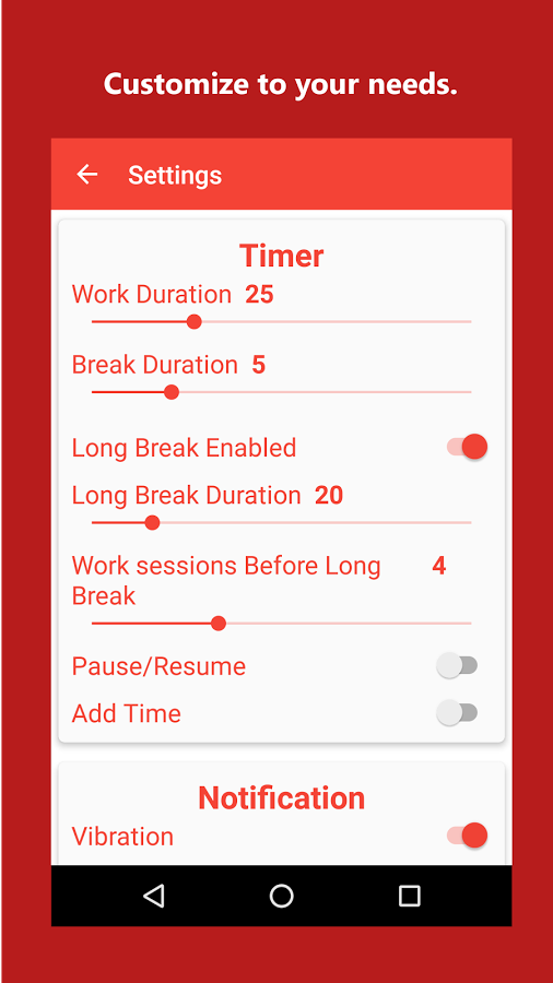Brain Focus Productivity Timer » Apk Thing - Android Apps Free Download