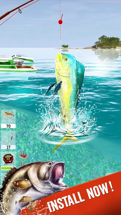 The fishing club 3d apk thing android apps free download for The fishing club 3d