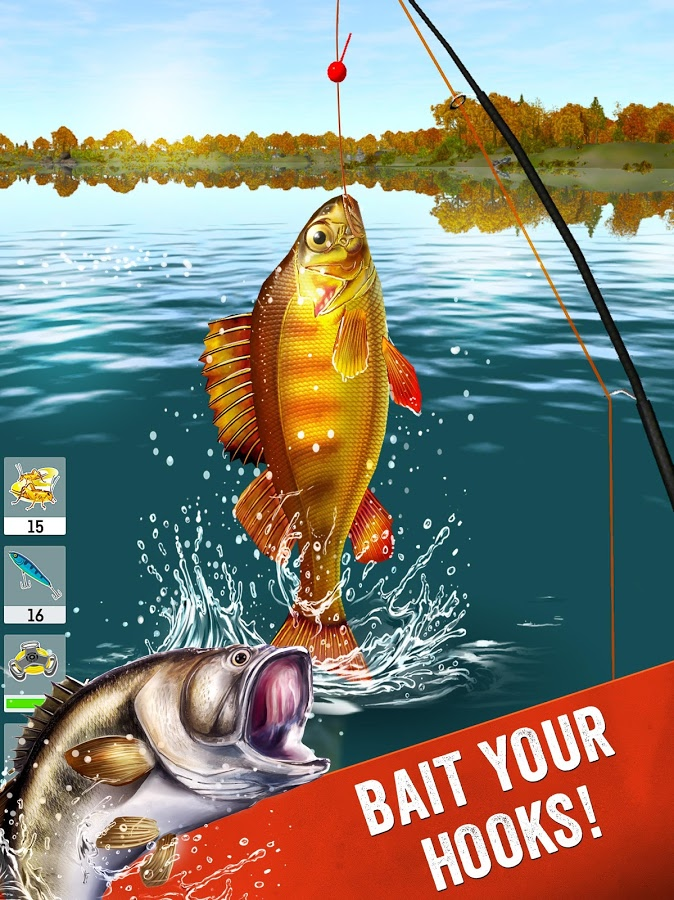 The fishing club 3d apk thing android apps free download for Fishing game android