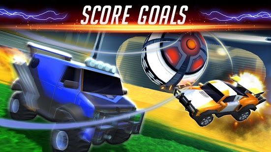 Rocketball: Championship Cup » Apk Thing - Android Apps ...