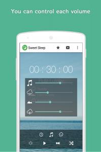 Sweet Sleep for Relaxing Sleep