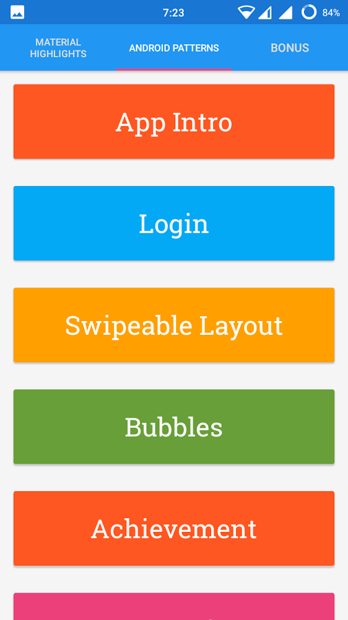 Ultimate Template for Android » Apk Thing - Android Apps Free Download