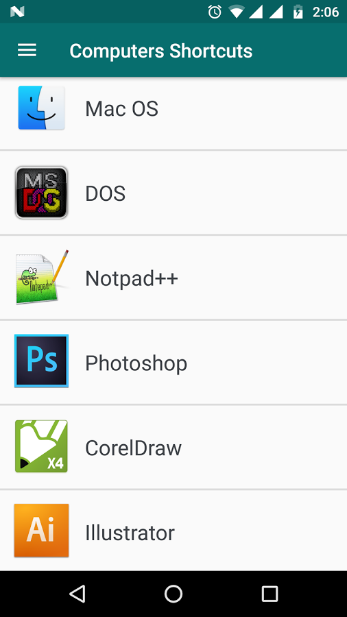 Computer Shortcut Keys » Apk Thing - Android Apps Free ...