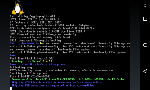 Limbo PC Emulator QEMU ARM x86 » Apk Thing - Android Apps