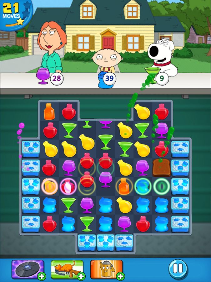 Family Guy- Another Freakin' Mobile Game - Apps on Google Play