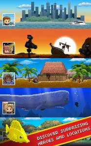 Desert Island Fishing (Unreleased)