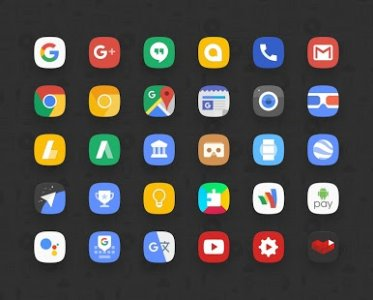 Delux UX Icon Pack