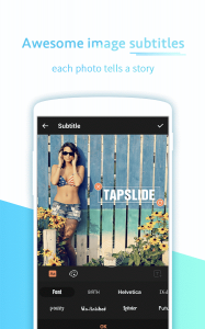 TapSlide - Music Video Maker