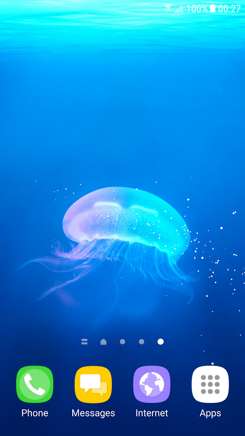 S8 Live Wallpaper (Free) » Apk Thing