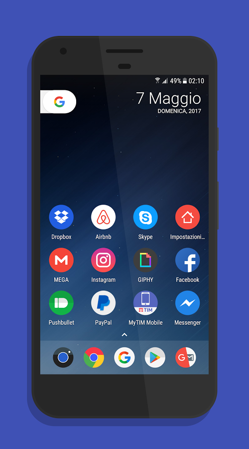 Flix - Icon Pack » Apk Thing - Android Apps Free Download