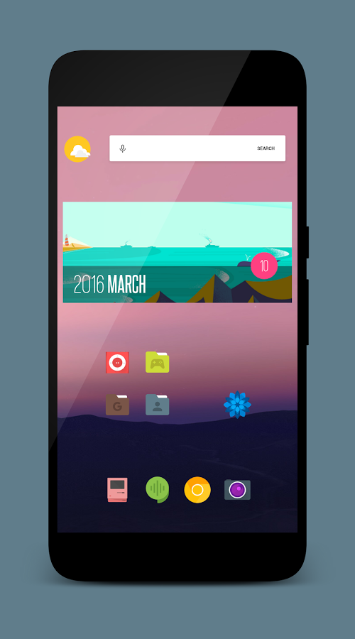 Glim - Free Flat Icon Pack » Apk Thing - Android Apps Free Download