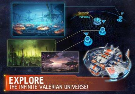 Valerian: City of Alpha (Unreleased)