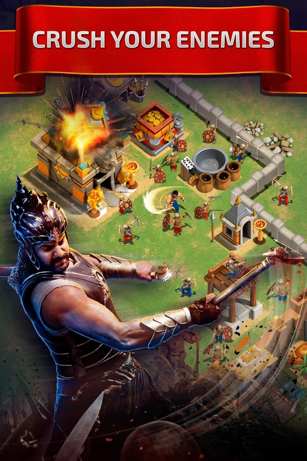 Baahubali The Game Official v 1.0.105 Hack mod apk (Easy ...