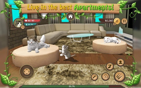 Cat Sim Online: Play with Cats » Apk Thing - Android Apps