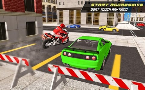 Bike Parking Adventure 3D » Apk Thing - Android Apps Free