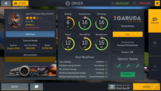 Motorsport Manager Mobile 2 » Apk Thing - Android Apps ...