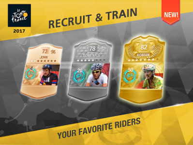 Tour de France - Cycling stars Official game 2017