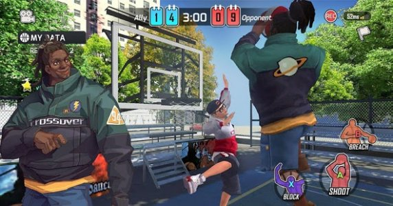 Street Wars: Basketball
