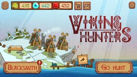 Viking Hunters