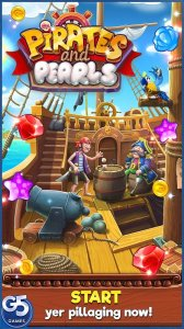 Pirates & Pearls: A Treasure Matching Puzzle