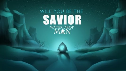 Water Drop Man (Unreleased)