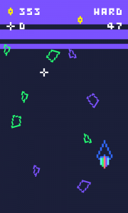 Neon Wings - Space Arcade Game