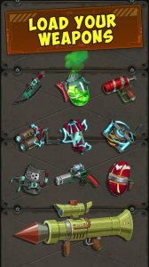 Scavenger Duels: Online Collectable Weapons Game
