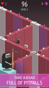 Dot Trail Adventure:Dash on the line, get the ball