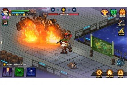 Endless War: Brave Souls - Idle RPG