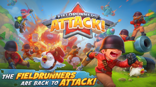 Fieldrunners Attack! (Unreleased)