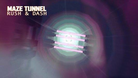 Maze Tunnel Rush & Dash